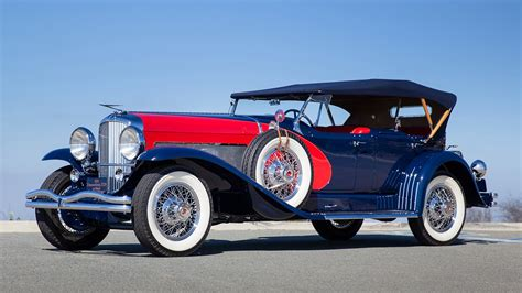 The Fancy Art Of Auctioning Million-dollar Classic Cars