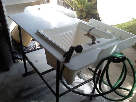 aluminum fish cleaning table the hull truth boating and fishing forum view single