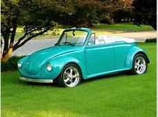 Custom VW Super Beetle Interior Don N's '75 Custom VW