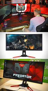 "Forget Normal Displays, the 35"" Acer Predator Z35 ..."