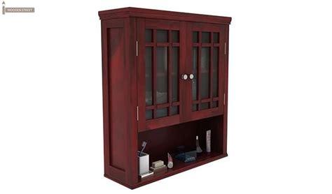 buy carney bathroom cabinet mahogany finish