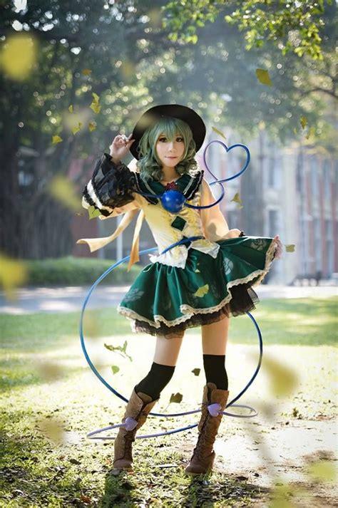 touhou koishi komeiji cosplay cosplay cosplay