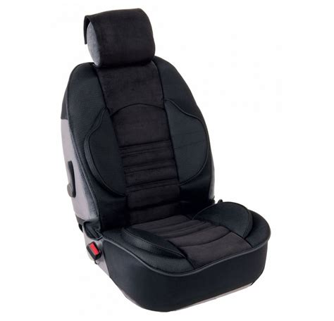 siege dos a dos couvre siège confort auto noir automotoboutic