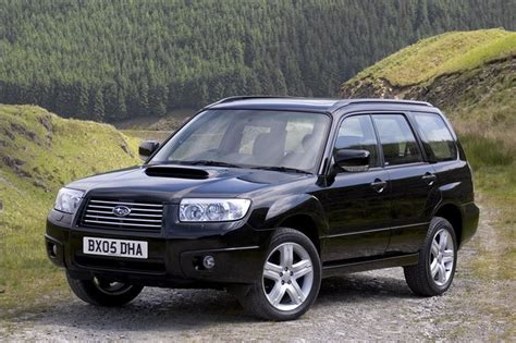 subaru forester  car review honest john