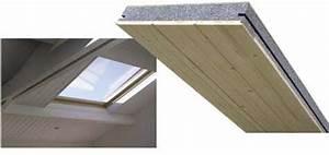 pose panneau sandwich toiture elegant free plans d With maison bois toit plat 6 plans 3d livraison et pose des panneaux sandwich pour la