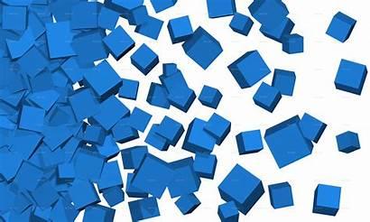 Cubes Cube Graphicriver Transparent Backgrounds Templates Flyer