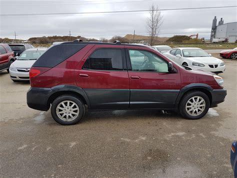 buick rendezvous cx awd gtr auto sales