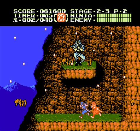 Ninja Gaiden Ii The Dark Sword Of Chaos 1990 By Tecmo