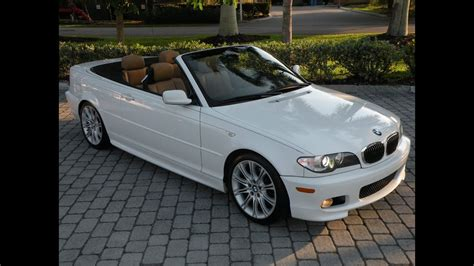 2006 Bmw 330ci Convertible Rare Performance Package For