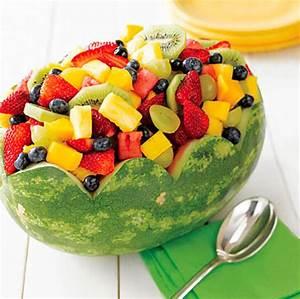 Unitasker Wednesday: Watermelon Serving Bowl - Unclutterer