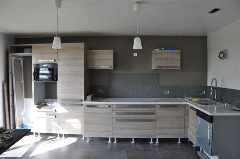 simple beautiful plan de travail mlamin effet granit jpg with installer plan de travail cuisine