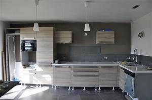 Prix Plan De Travail Cuisine : prix plan de travail granit cuisine 8 cuisine angle ~ Premium-room.com Idées de Décoration