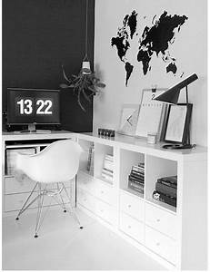 Unterschied Expedit Kallax : 39 besten ideen b ro arbeitszimmer einrichtung bilder auf pinterest arbeitsbereiche b ros und ~ Orissabook.com Haus und Dekorationen
