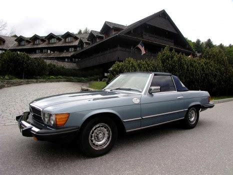 """Review 1979 Mercedesbenz 450sl """"r107""""  The Truth About Cars"""