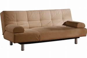 Jamaica modern convertible futon sofa bed sleeper khaki for Contemporary convertible sofa bed