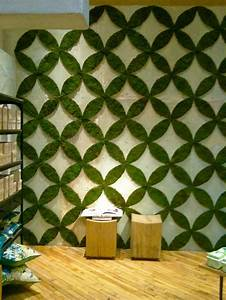 Moss walls the interior design trend that turns your home for Interior design grass wall