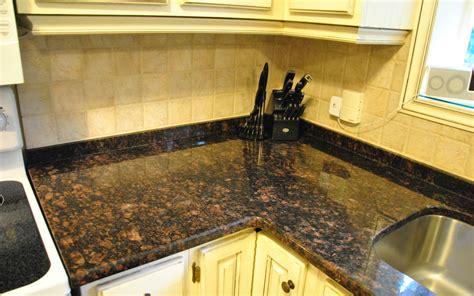tan brown granite countertops seattle