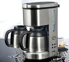 kaffeemaschine mit timer und thermoskanne kaffeemaschinen g 252 nstig kaufen ebay