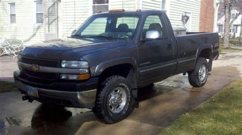small engine repair training 1995 gmc suburban 2500 electronic throttle control sell used 2001 chevy silverado ls 6 0l 2500hd 4x4 fisher snow plow in cleveland ohio united states