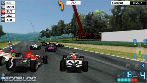Formula 1 06 - PSP - ISO Download | PortalRoms.com