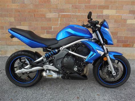 2009 Kawasaki Er 6n by Kawasaki Er 6n Motorcycles For Sale In San Antonio
