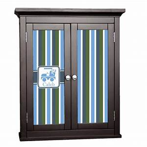Bm stripes cabinet decal large personalized for Kitchen cabinets lowes with free custom stickers