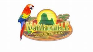 Margaritaville Parrot Decal