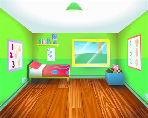 Kids Room Background. By Yuzikoi On Deviantart