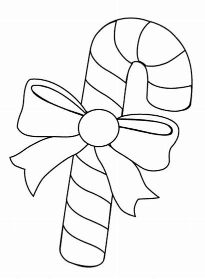Coloring Printable Cane Candy Happy Birthday Canes