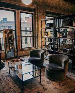 45, the, best, decorations, industrial, style, living, room, that, will, amaze, your, guests