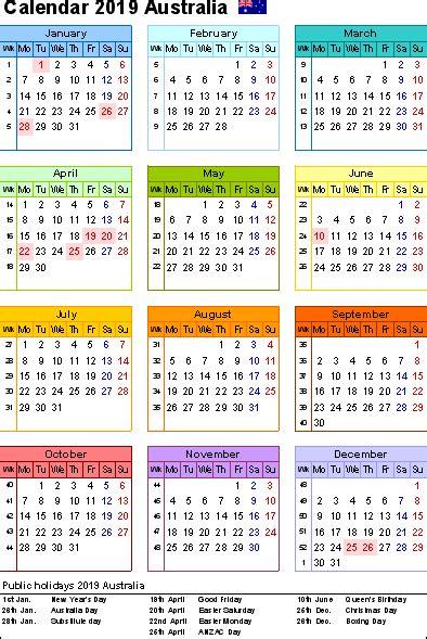 calendar school holidays nsw calendarios hd
