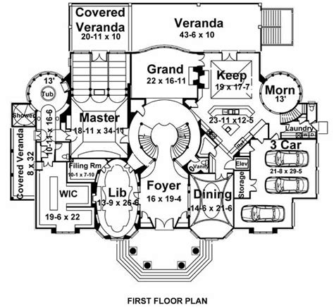 Symmetrical House Plans by European House Plan With 4 Bedrooms And 4 5 Baths Plan 7926