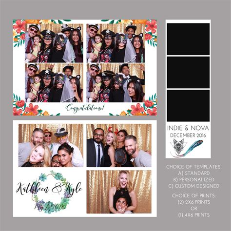 wedding photo booth template six ten photo booth six ten studio
