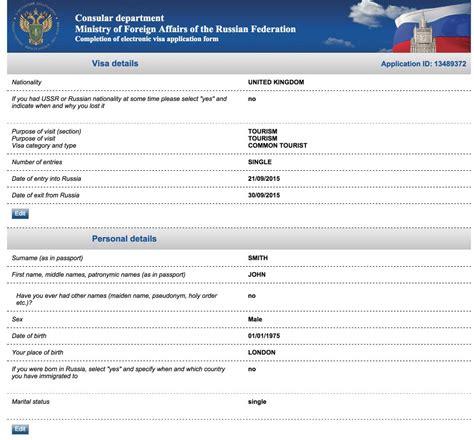 obtain  russian visa   uk   easy  cost