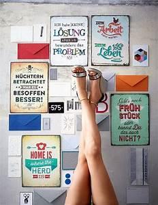 Metallschilder Mit Sprüchen : 50 besten impressionen geschenkideen bilder auf ~ Michelbontemps.com Haus und Dekorationen