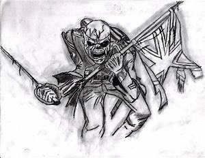 Eddie Iron Maiden by looseneck125 on DeviantArt