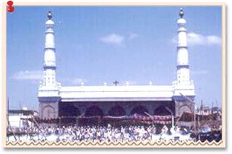 Thousand Lights Mosque Chennai