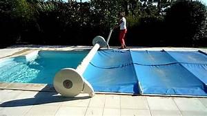 enrouleur couverture piscine ouverture youtube With piscine de saverne horaires d ouverture
