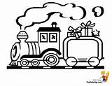 Train Blank Coloring Alphabet Stencil Toy Template Comments Yescoloring sketch template