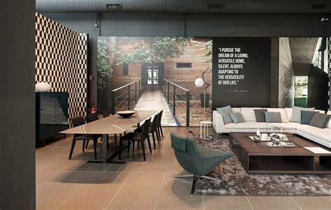 gallery bb italia scalo milano interni mobili  design