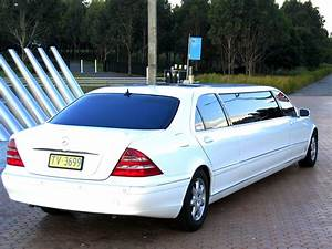 Mercedes Classe S Limousine : entice mercedes s class w220 10 seater limo ~ Melissatoandfro.com Idées de Décoration