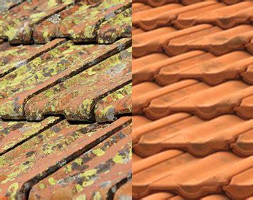mousse sur toiture tuiles protection hydrofuge tuile ciment conseils et vente d