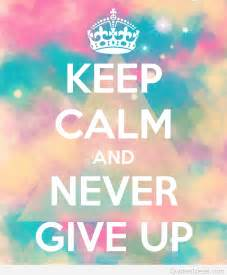 Keep Calm Quotes and Sayings