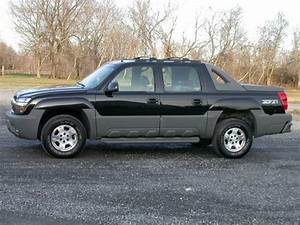 2002 Chevy Avalanche Owners Manual