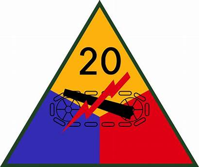 Division Armored 20th States United Wikipedia