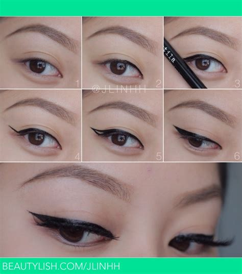 eyeliner tutorial joycelyn ls jlinhh photo beautylish