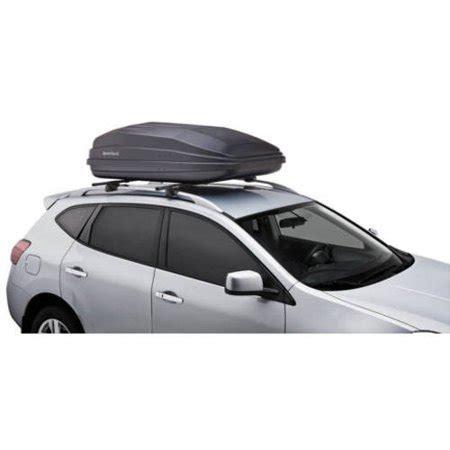 walmart roof rack sportrack aero xl roof box model a90275 walmart
