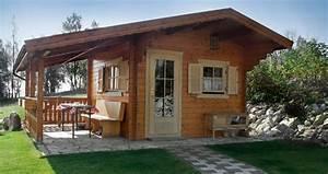 Gartenhaus Mit Vordach : gartenhaus mit vordach und terrasse my blog ~ Udekor.club Haus und Dekorationen