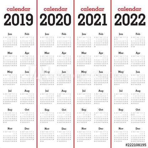 year calendar vector design template buy