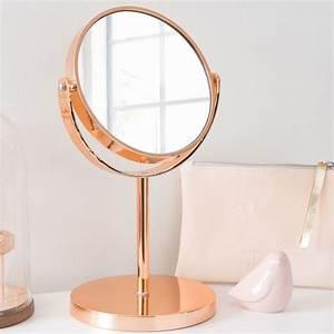 Miroir à Poser : les 25 meilleures id es de la cat gorie miroir maison du monde sur pinterest miroir cuivre ~ Teatrodelosmanantiales.com Idées de Décoration